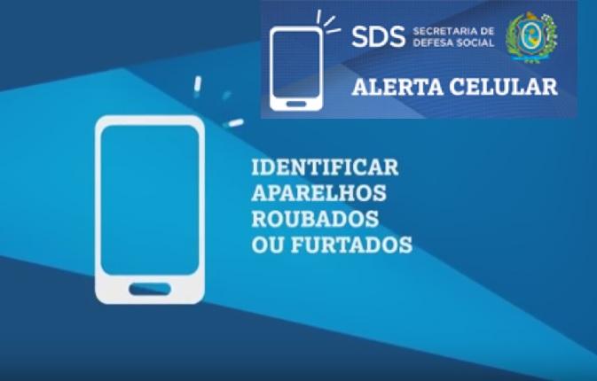 A Secretaria De Defesa Social De Pernambuco Divulgou Na Terca  De Marco Um Video Explicativo Sobre O Programa Alerta Celular Onde Atraves Do Programa