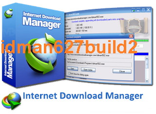 تفعيل  برنامج التحميل PATCH+Internet Download Manager IDM 627 build 2