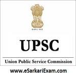 UPSC Hydrogeologist Recruitment 2019