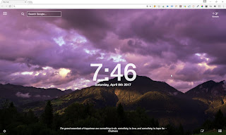 Leoh New Tab para Chrome