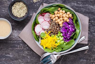Menu Diet Sehat Dan Alami Wajib Untuk Kalian Coba