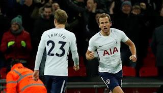 Tottenham Hotspur Ditahan Imbang West Brom 1-1