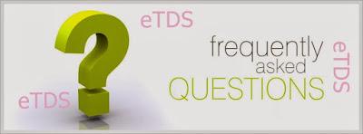 eTDS FAQ