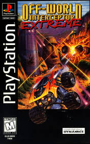 Off-World Interceptor Extreme - PS1 - ISOs Download