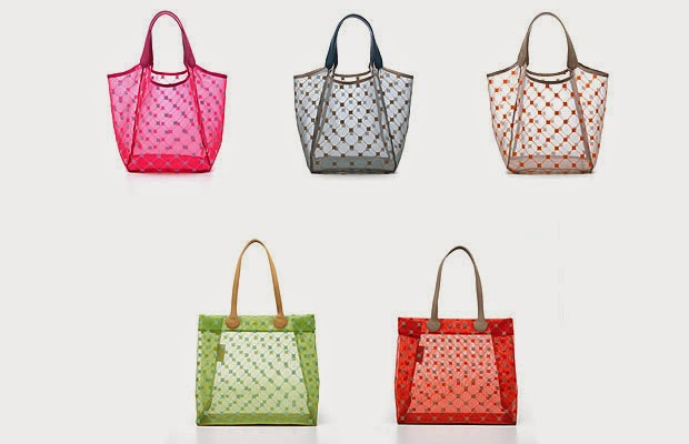 outlet store 81e73 7bfa9 My Vitrina: First Look: Cruciani Tulle Milano Bag Collection