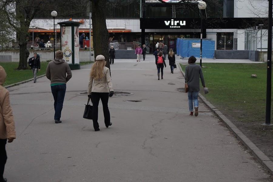 ヴィル・センター・ショッピングモール(AS Viru Keskus)