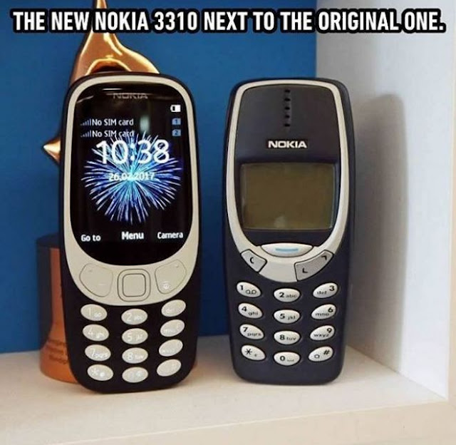 Deretan Meme 'New Nokia 3310' yang Bikin Kamu Nggak Sabar Ingin Memilikinya