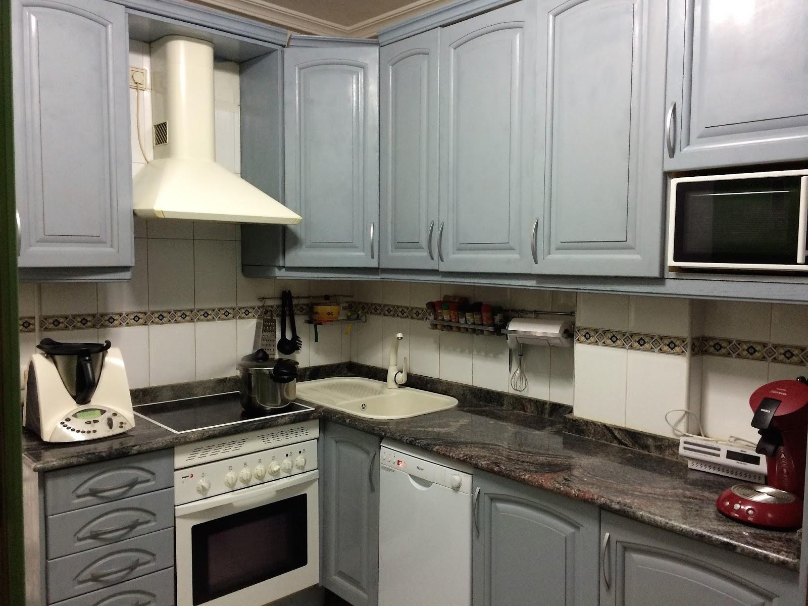 El rinc n de la creaci n diy como transforme mi cocina for Como hacer mi cocina