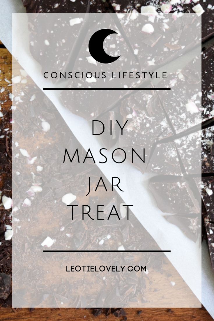 diy christmas, zero waste christmas, christmas gift, home made, recipe, diy mason jar gift, diy mason jar, diy mason jar treat, ethical writer, sustaining life, leotie lovely
