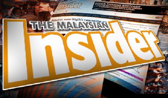 Portal The Malaysian Insider Akan Ditutup Tengah Malam Ini