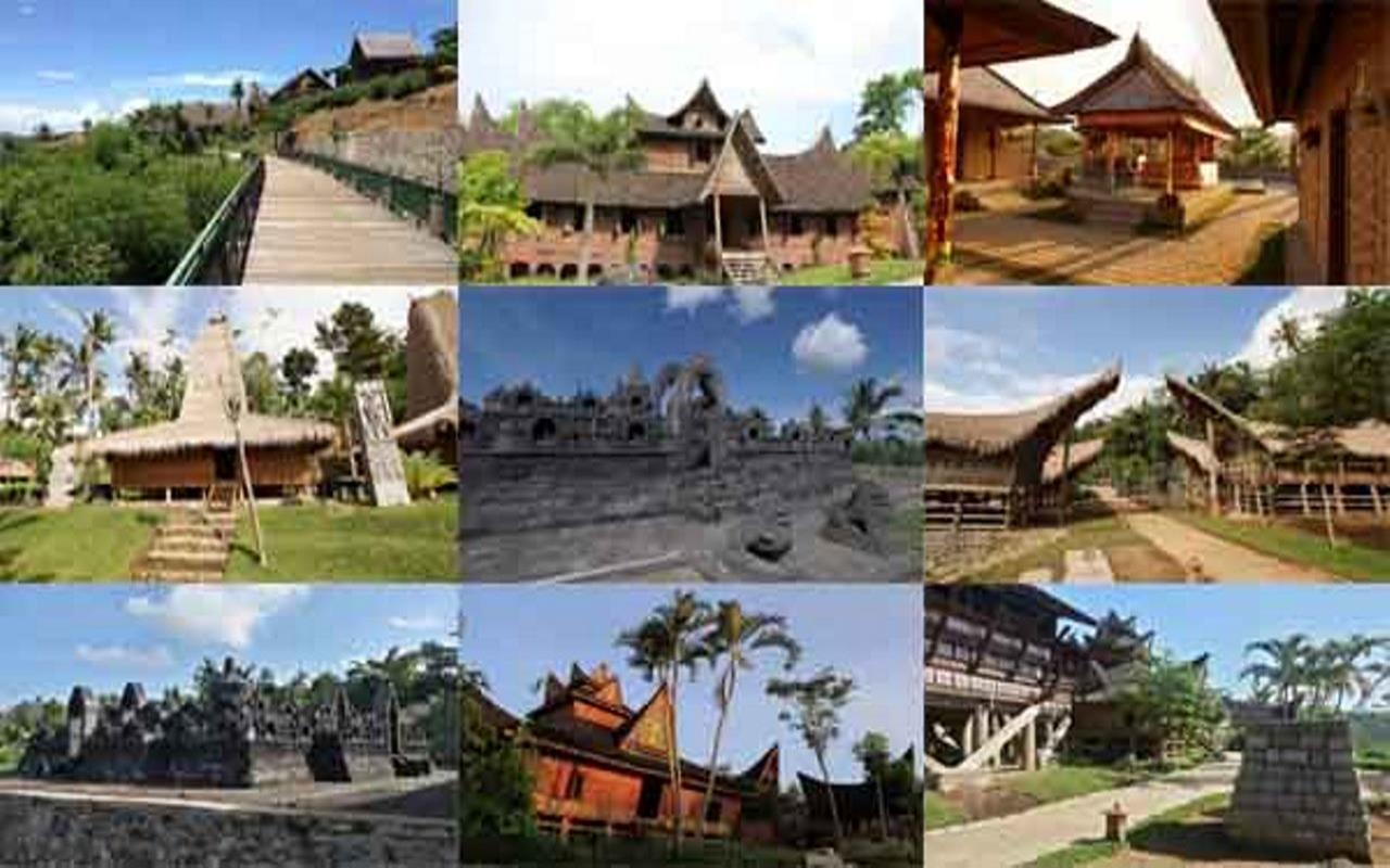 Keindahan dan keragaman Wisata Taman Nusa, Bali Indonesia