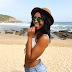 Pearl Modiadie is going on holiday sandy beaches of Herolds Bay