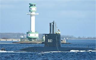 Kapal Selam Tipe 209/1400mod S43 Mesir