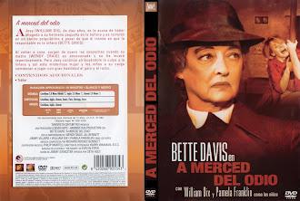 Carátula: A merced del odio (1965) (The Nanny)