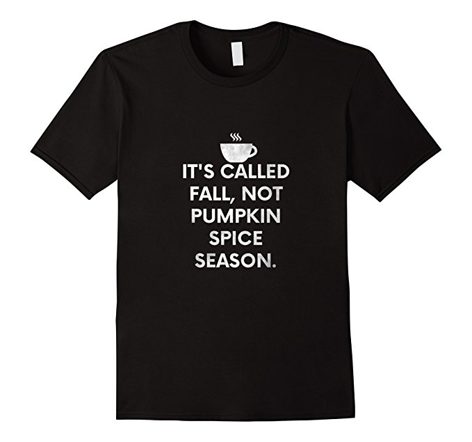 It's not pumpkin spice season, Women's vintage look t-shirt