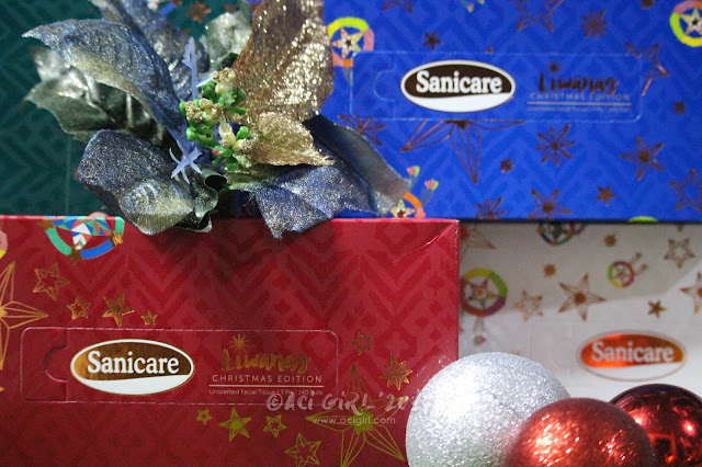 PromoAlert : Sanicare Starry Bright Christmas Promo