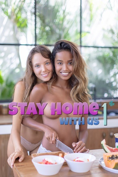 [KatyaClover.Com] Katya Clover, Putri Cinta - Stay Home With Us - Girlsdelta