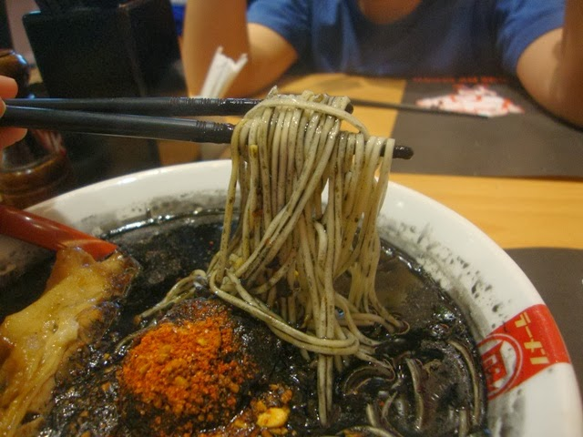 Ramen Nagi Black King Ramen