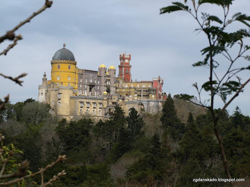 Sintra - Pałac Pena