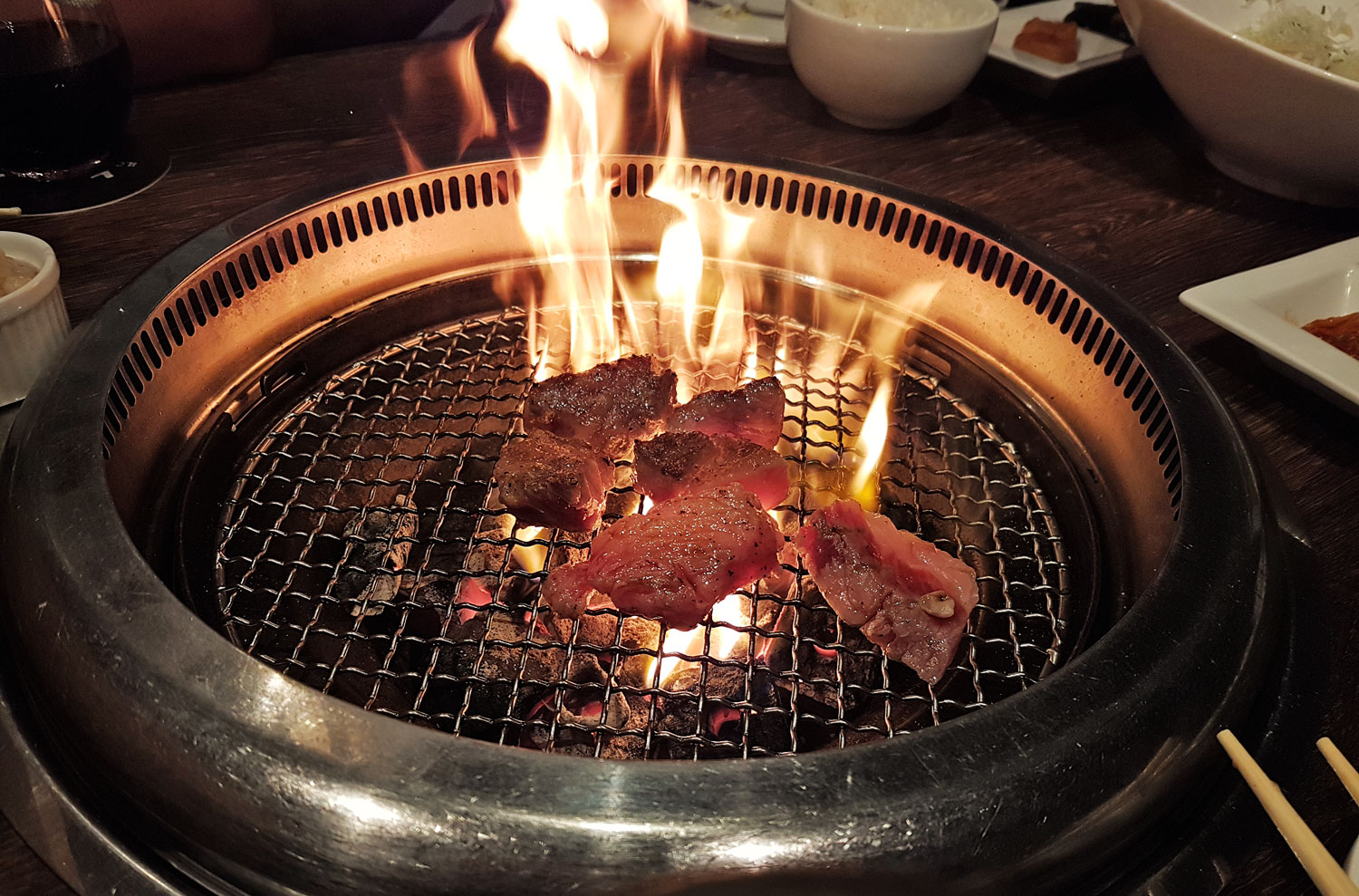 Black Hole Yakiniku