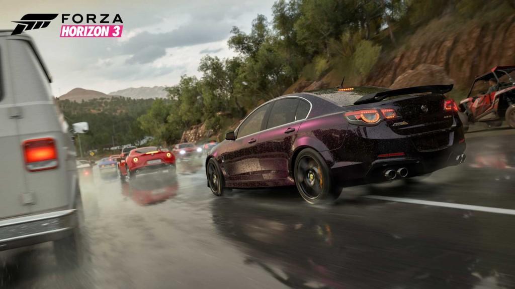 Forza Horizon 3 v1 0 119 1002 + 44 DLCs - CorePack | FitGirl