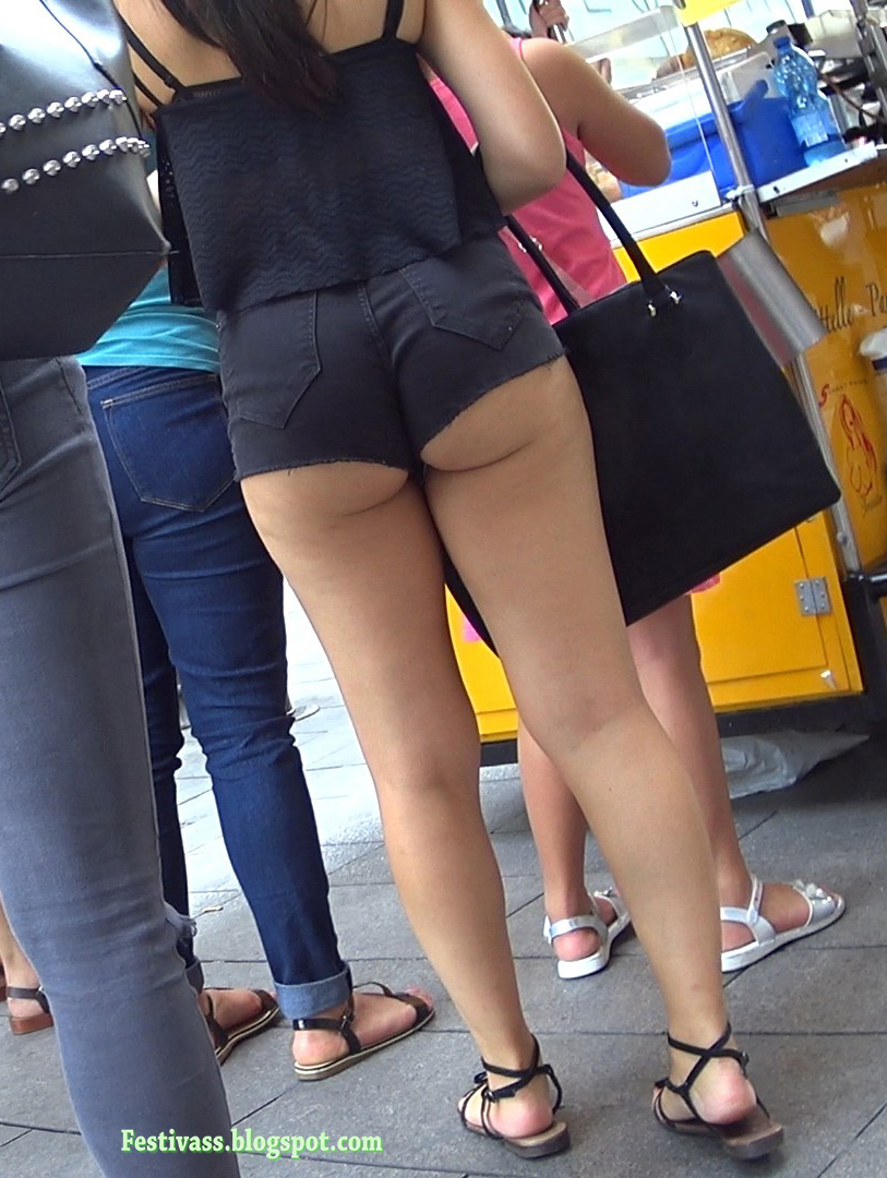 Really. sexy girls in cheeky shorts