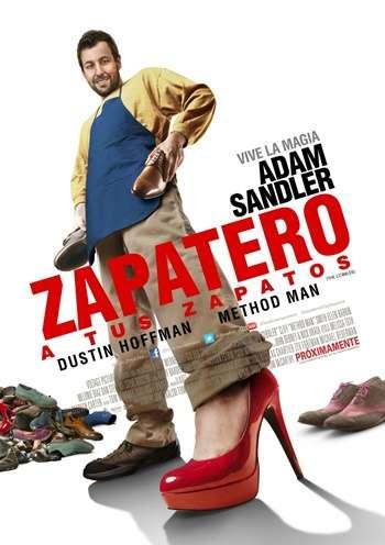 Con la Magia en los Zapatos DVDRip Latino