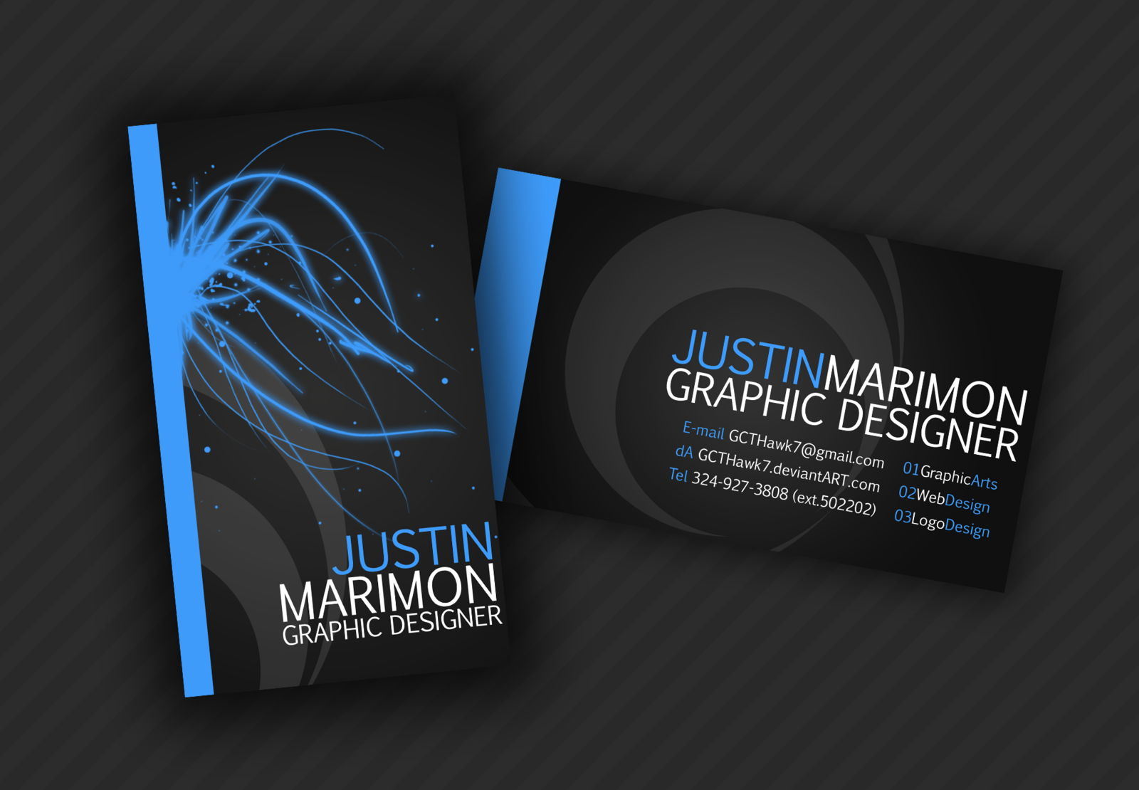 Business Card Design Ideas - Business Card Tips