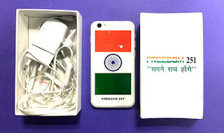freedom 251 unboxed