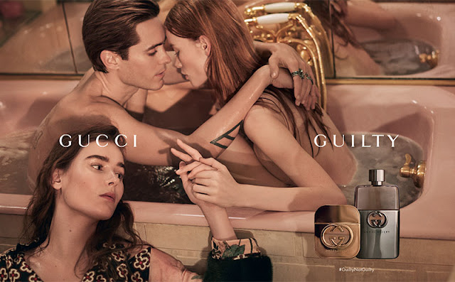 Gucci Guilty Fragrance Campaign 2016