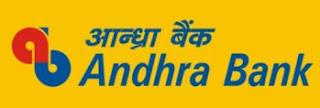 Andhra Bank 2016 Recruitment