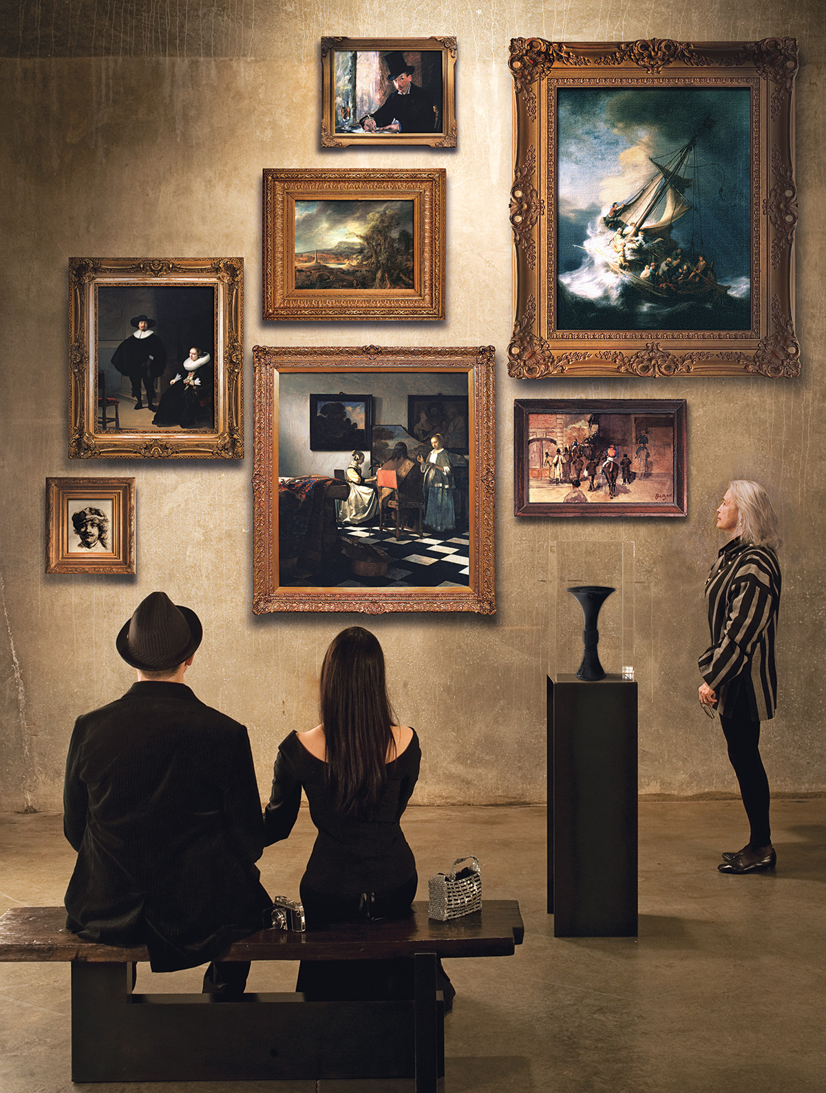 Most Famous Paintings In The Isabella Stewart Museum
