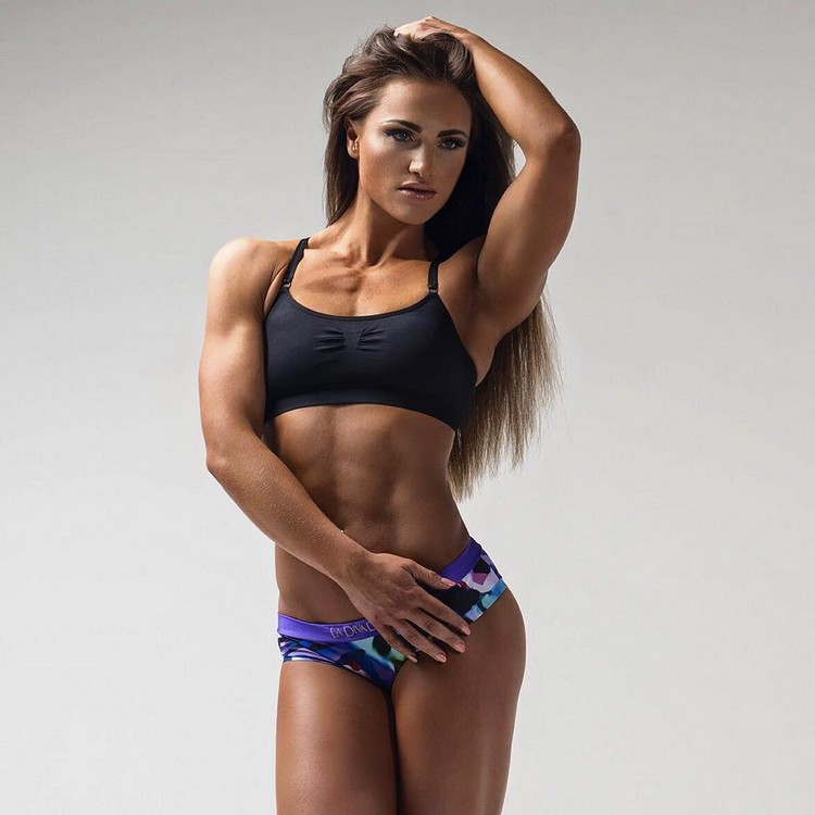 Meisha Pijot fitness model