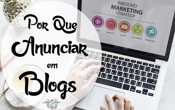 Por Que Anunciar em Blog?