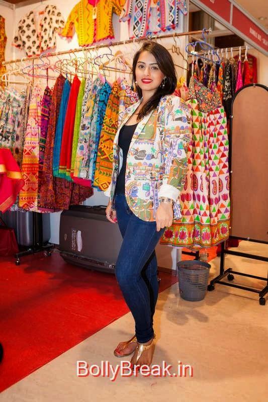 Preeti Chandwani, Nishka Lulla Hot Pics At Designer Nishka Lulla Snapped at DIVAlicious