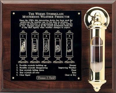 La primera predicció meteorològica de la història