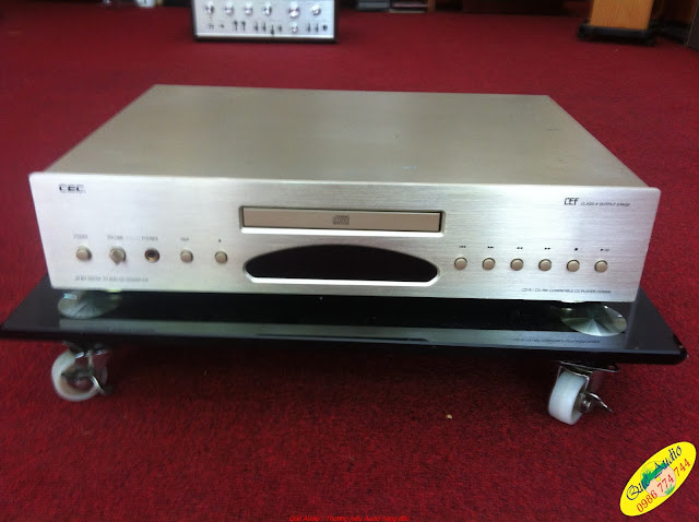 Đầu CD - CEC 3300 CD Player - Made in Japan