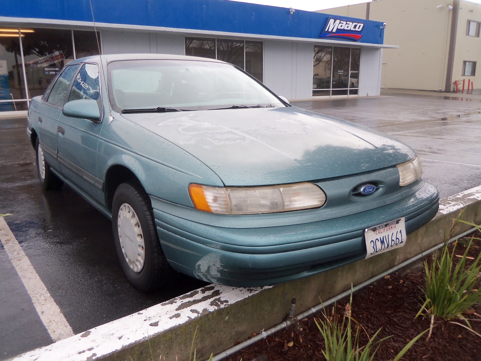 Union City Car Dealerships >> Auto Body-Collision Repair-Car Paint in Fremont-Hayward-Union City-San Francisco Bay: 1993 Ford ...