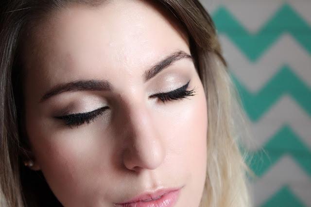 maquillaje facil eyeliner