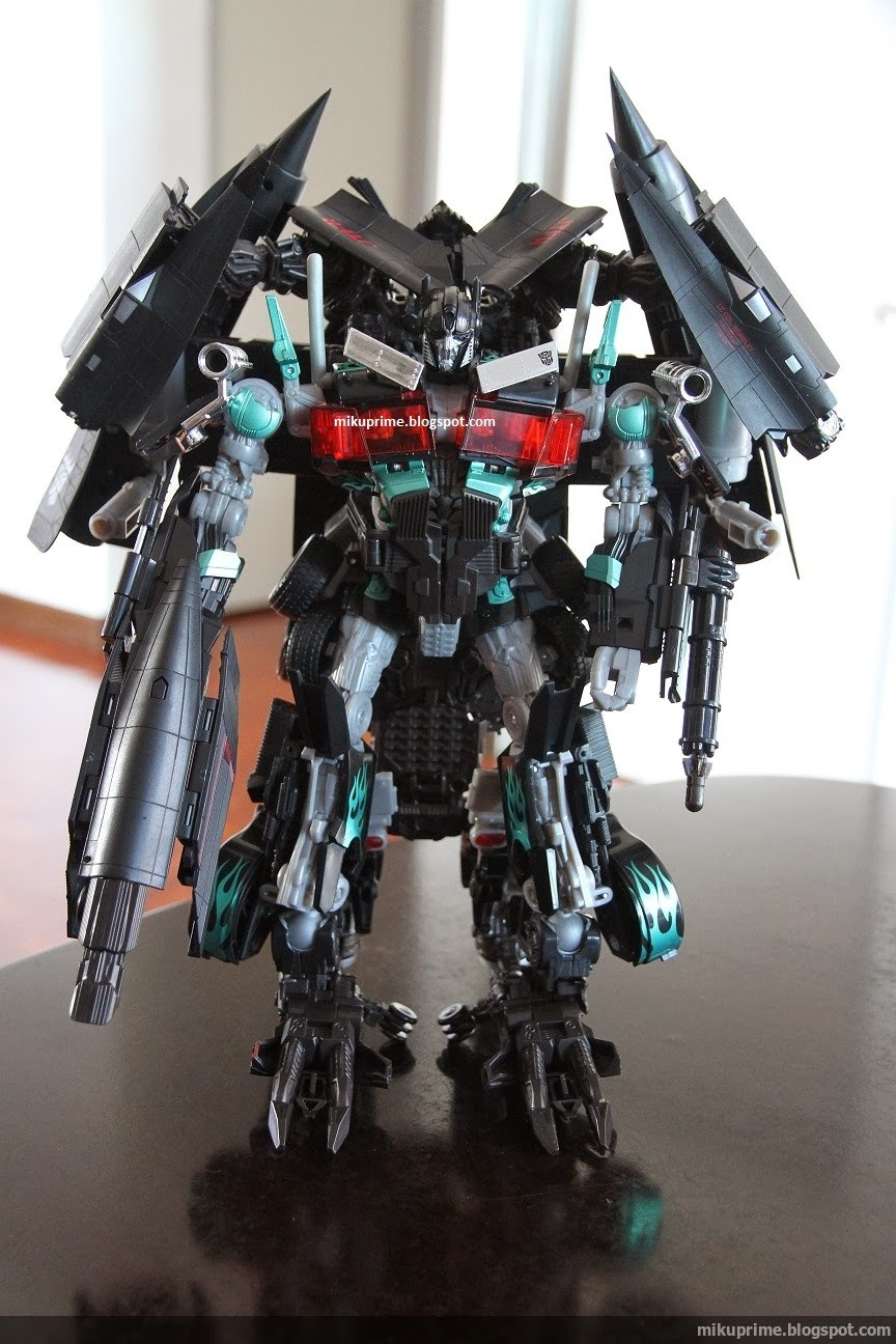 project vocaloid optimus prime: 8. jetpower miku prime