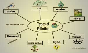 Pollution : Causes, Types, Effects and Solution