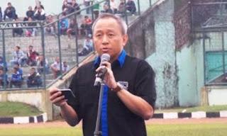 Dirut Persib Bandung Pertanyakan Kesalahan Timnya Hingga Disanksi Berat PSSI