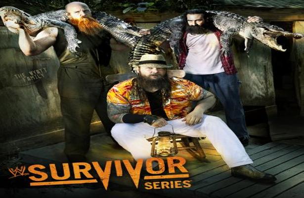 Wwe Survivor Series 2013 Poster Snapmare Necks:...