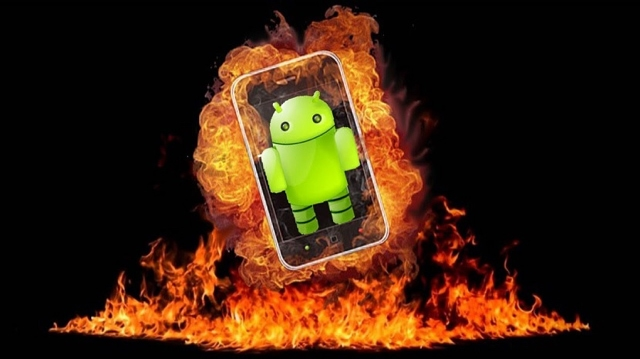 ¿Por qué se calienta tu teléfono Android?