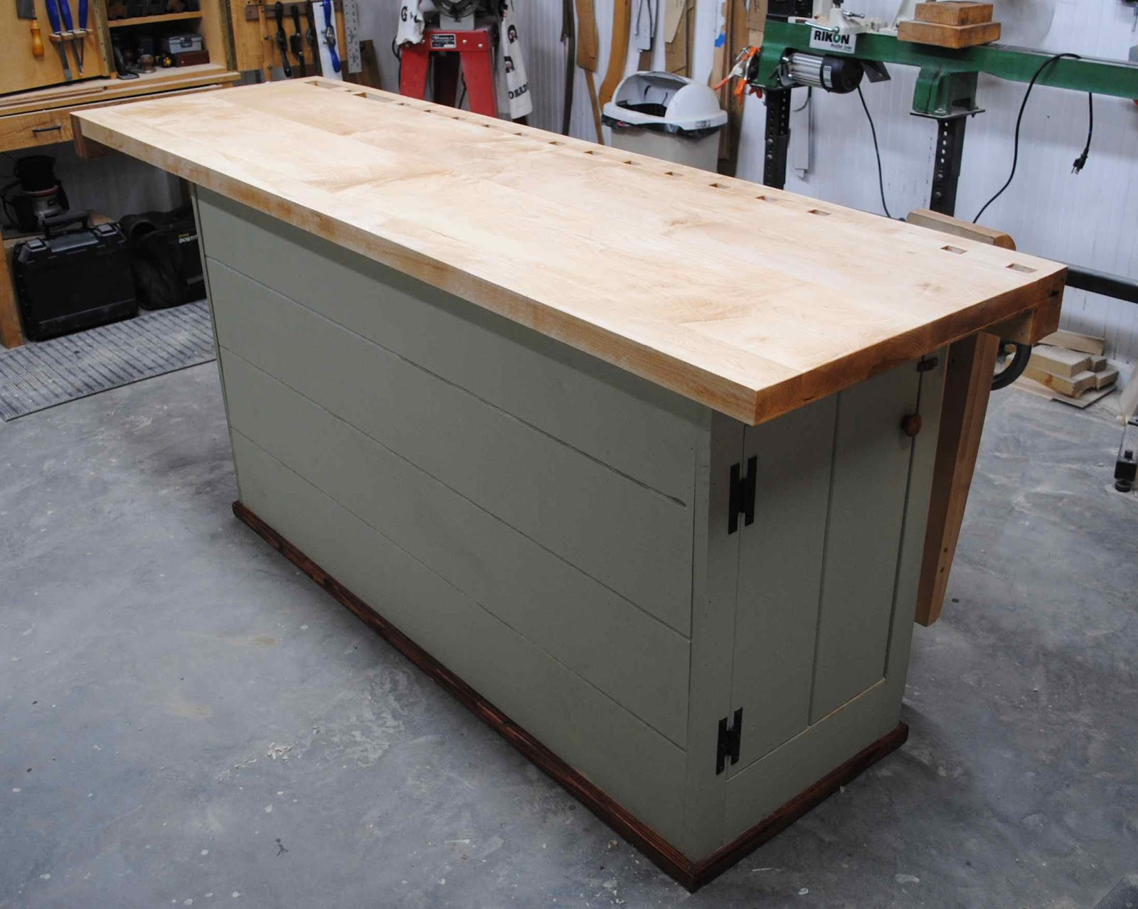 Shed Plan Free Woodwork Bench Width Wooden Plans