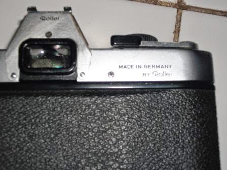 Rolleiflex SL35 buatan German