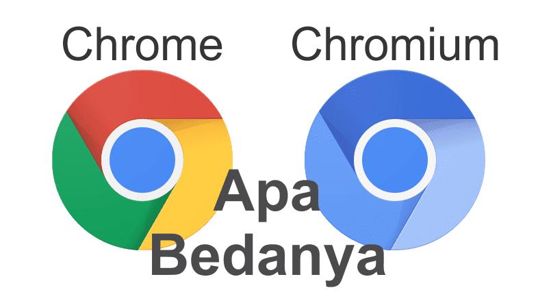 Perbedaan Chrome dengan Chromium