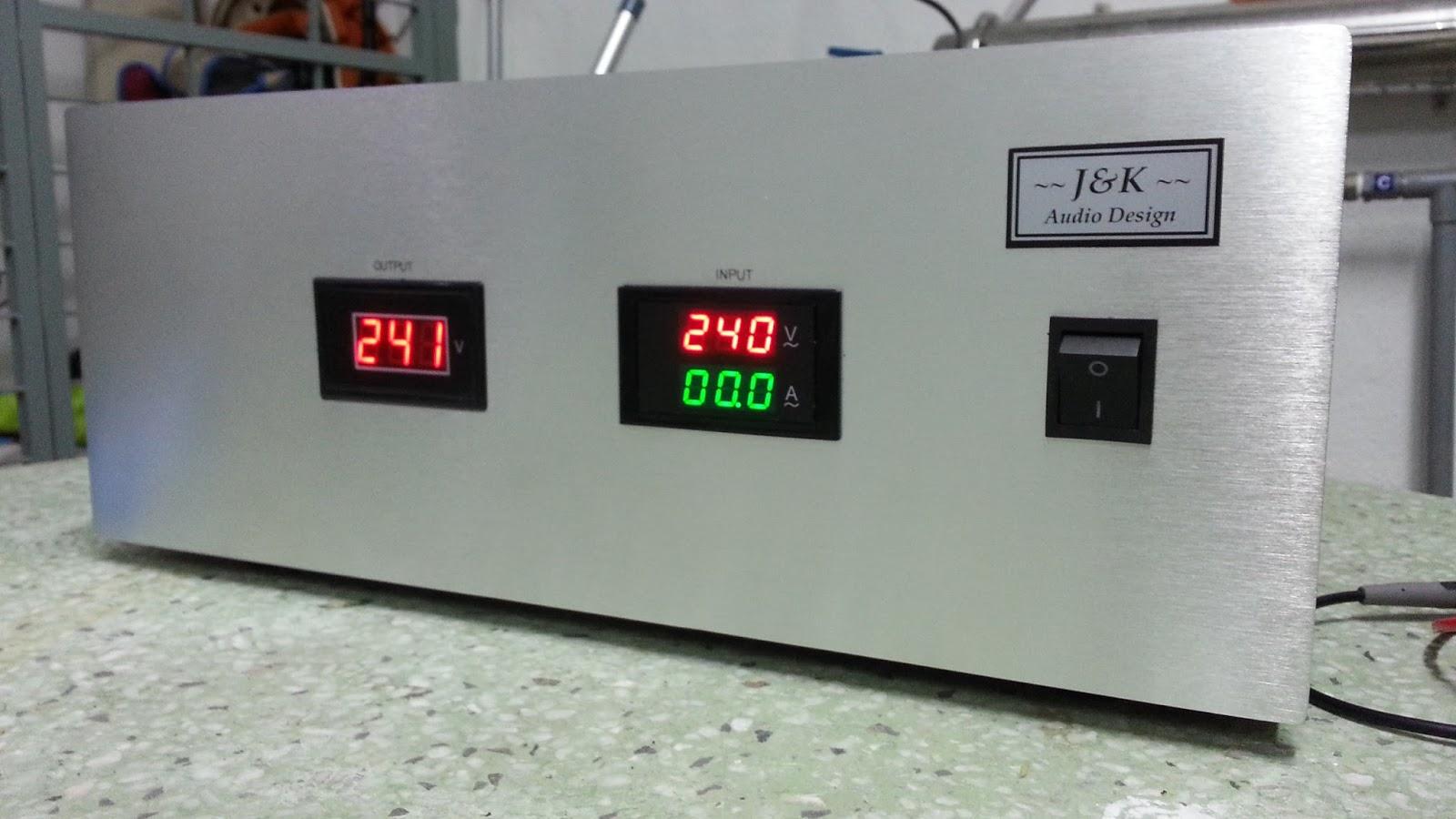 JK Audio Design Balanced Isotrans