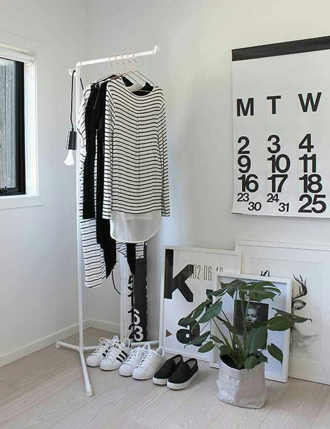 clothes rack tumblr