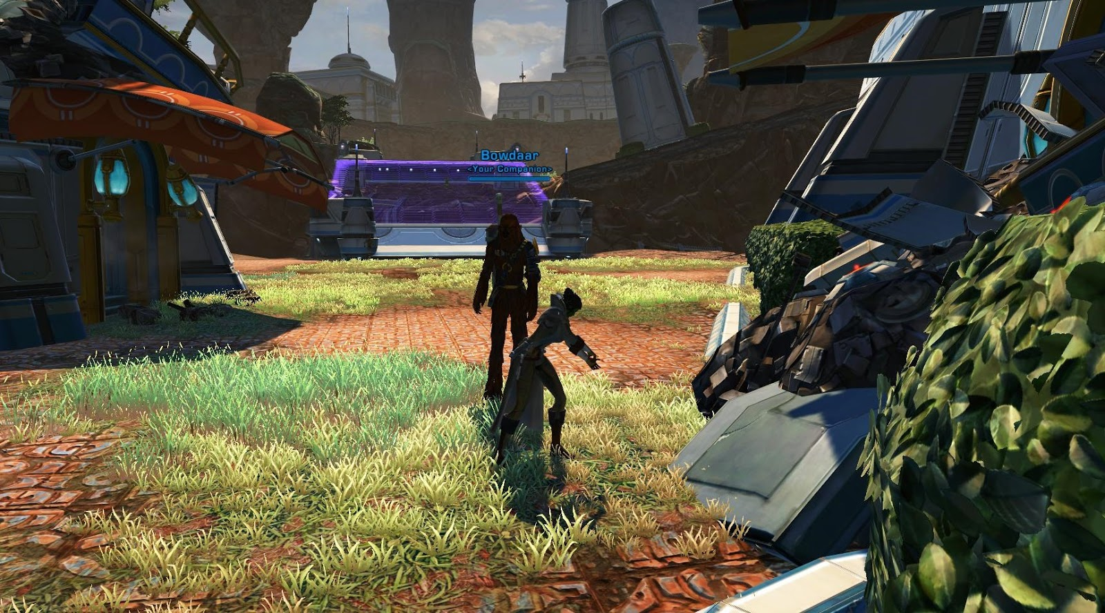 Going Commando | A SWTOR Fan Blog: Back In My Day: Dailies